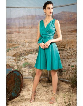 Kleid im Retro-Stil