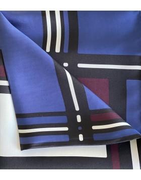 Geometrischer Schal