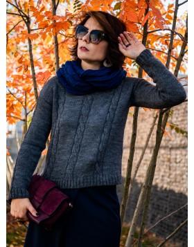 Pullover in geradem Schnitt