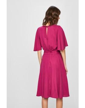 Kleid mit Flatterärmeln